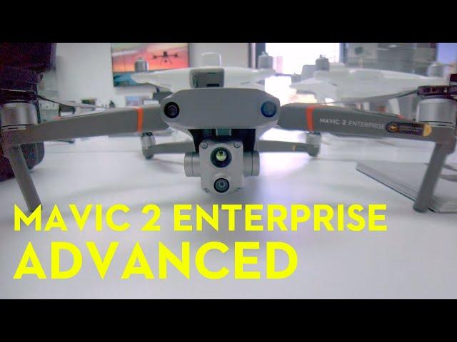DJI Mavic 2 Enterprise Advanced Overview