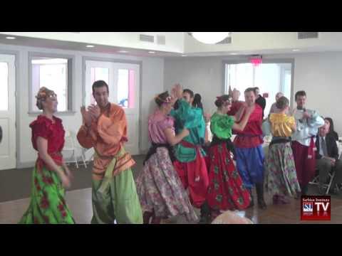 TALIJA Serbian Folk Dancing group - in Washington