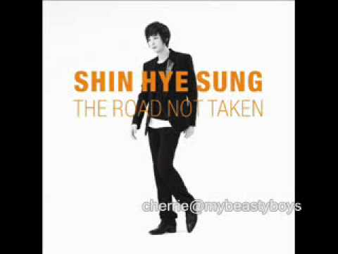 [AUDIO] Shin Hye Sung (신혜성) - Special Love (4th Album - The Road Not Taken)