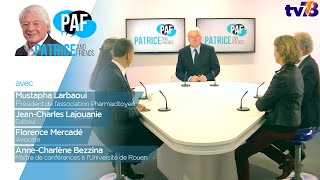 PAF – Patrice Carmouze and Friends – Emission du 25 janvier 2019