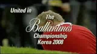 Ballantine's Championship Korea 2008