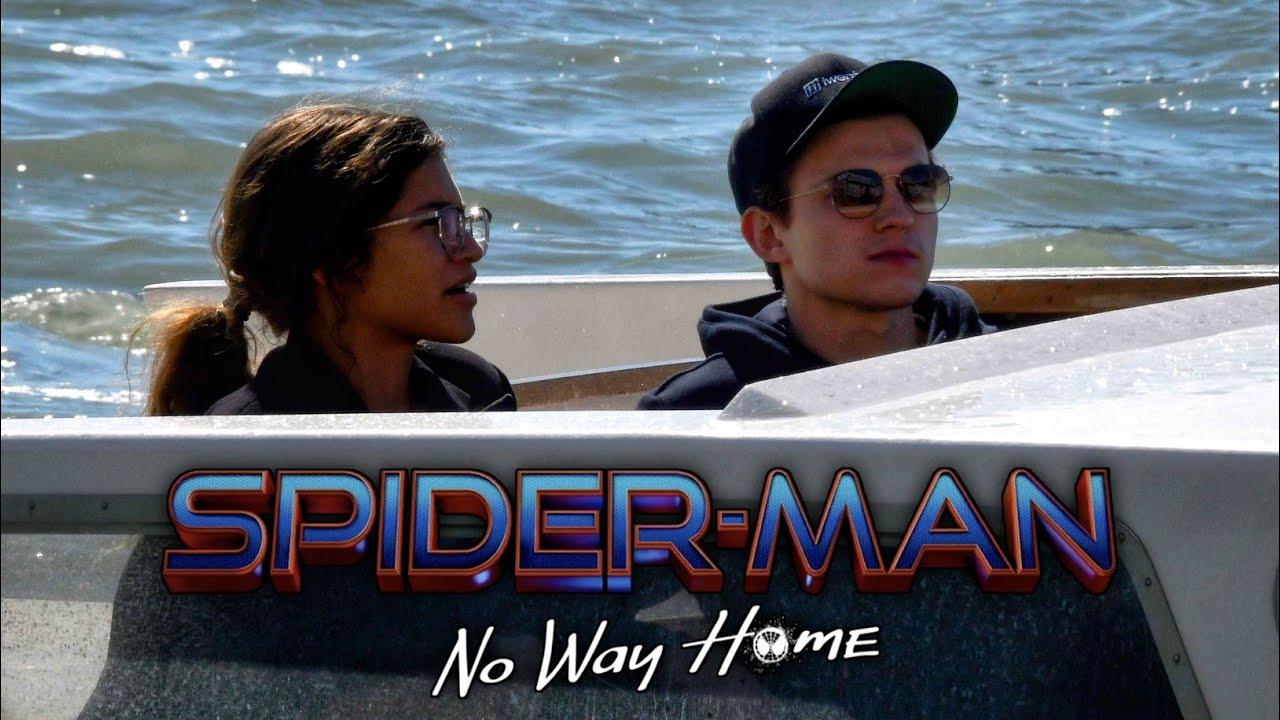 Spiderman No Way Home Filming | Spiderman No Way Home Cast | Spiderman No Way Home Leak In Hindi