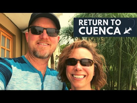 Return To Cuenca Ecuador + Tour Of Quito Airport Suites Hotel + Quito & Cuenca Airports