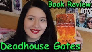 Deadhouse Gates (book review) by Steven Erikson