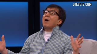Jackie Chan: I Never Thought I Would Get an Oscar