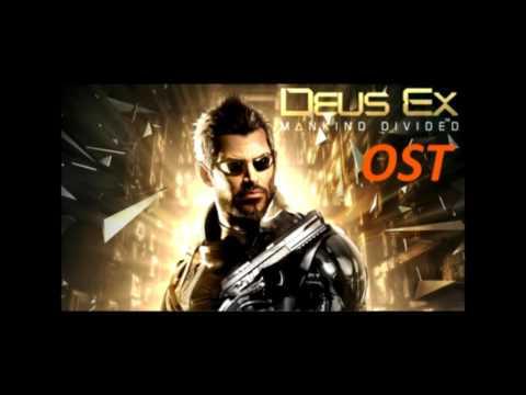 Deus Ex: Mankind Divided OST - Prague Proximity