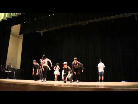 variety show -dances by natalie,kevin,oliver,frank,conrad,katherine,wendy,darren
