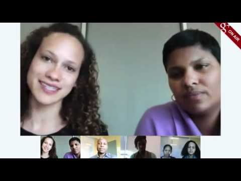Hangouts On Air: Black History Month Q&A with Googlers