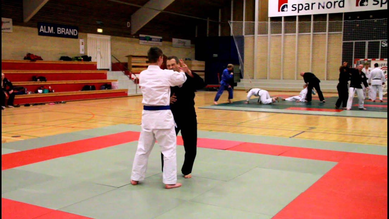 Sensei Anders pedersen 4 dan teaching balance breaking - YouTube ed791c8eb0