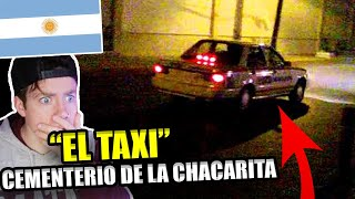 """La Horrible Leyenda """"EL TAXI DEL CEMENTERIO DE LA CHACARITA"""" / LEYENDA ARGENTINA 🇦🇷"""