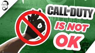 Call Of Duty Is Not OK
