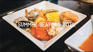 Cooking With Big Rich - Episode 17 Summer Seafood Boil