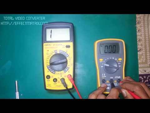 cold testing and hot testing method  of mobile phone repairing....