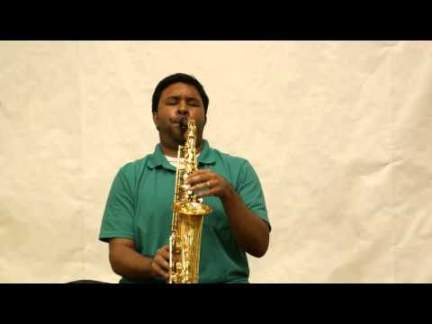 Being Resolves Longing (raga Shubapantuvarali) Indian Classical saxophone meditation (4K UHD)
