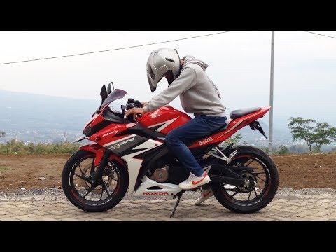 Bahas Ergonomi Dan Posisi Penumpang Di Honda CBR150