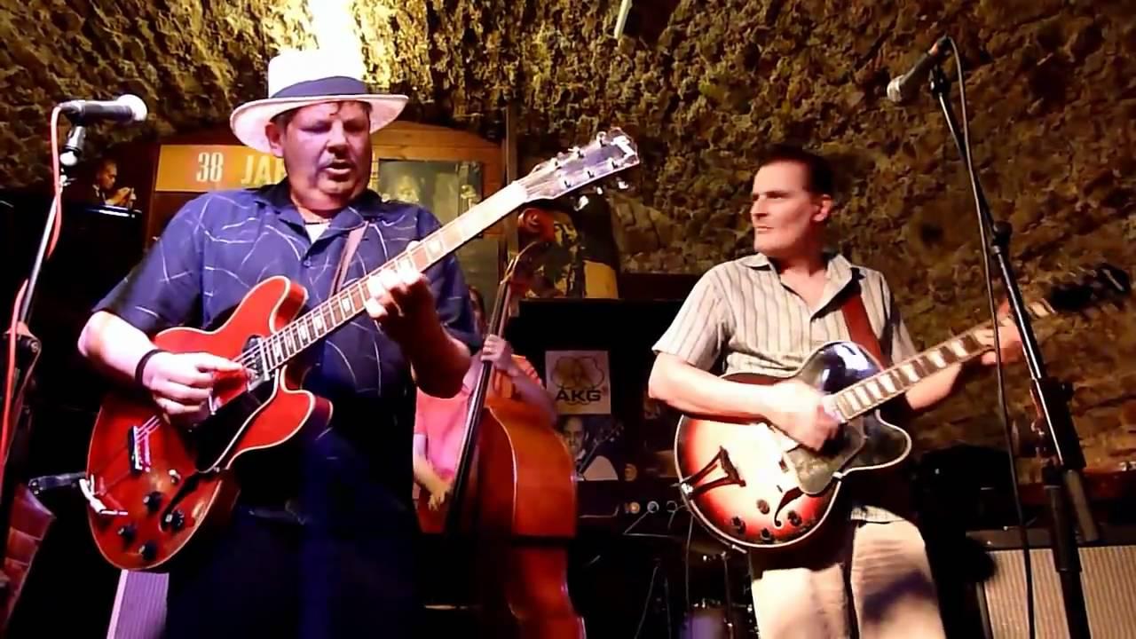 Mojo Blues Band Maxwell