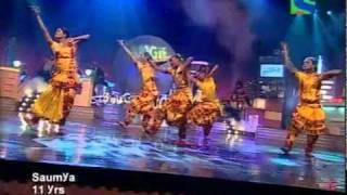 Saumya   Boogie WoogieThe Elephunk theme