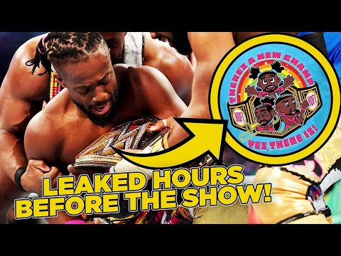 Download How These 7 Wrestling Secrets Were Accidentally LEAKED!