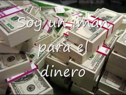 Para atraer abundancia y dinero youtube - Atraer el dinero ...