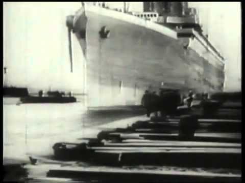 Video duy nhất về con tàu Titanic