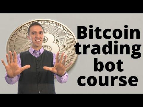 10 FAQ For The Bitcoin Trading Bot Course