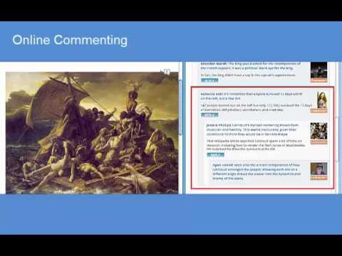 Close Reading Through Online Annotation