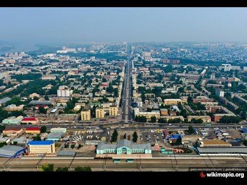прогулка по Кемерово