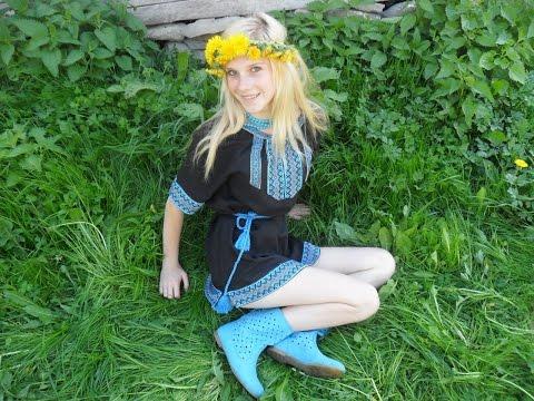 Ukrainian wedding song - Українська весільна пісня .