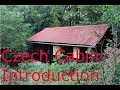 Welcome to our Off Grid Log cabin in Czech Republic