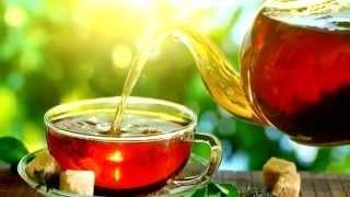 Монастырский чай в Астане