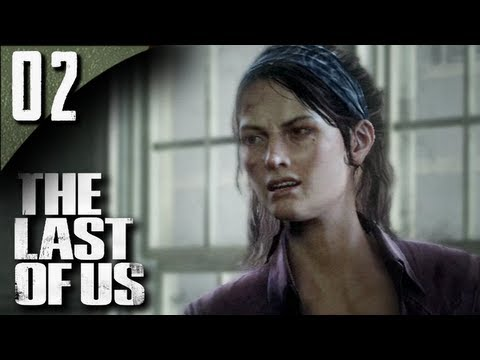 Let's Play The Last Of Us - Part 2 - Tess Can Handle Herself, But Who's Robert? - Mr. Odd