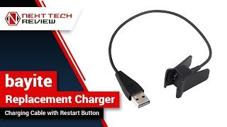 bayite Replacement Charger Charging Cable with Restart Button Product Review  – NTR