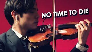 Billie Eilish - No Time To Die [Violin Cover] 【Julien Ando】