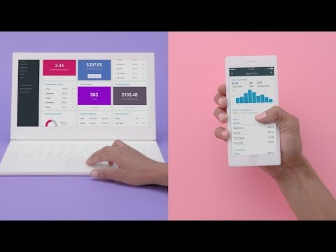 Square Dashboard – A Bright Idea :30