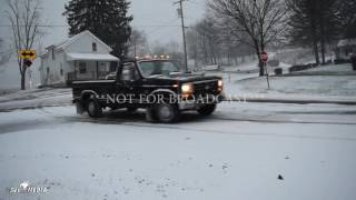 aj ayers butler pa icy road conditions 1 5 2017 nfb