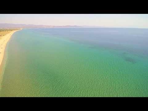 Agios mamas beach/halkidiki/central macedonia/greece/september 2017!!!