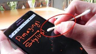 Stylus Compilation:4 Awesome ways to make phone stylus | Hacks