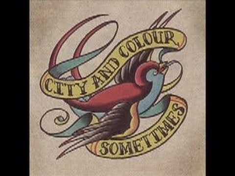 City & Colour - Like Knives