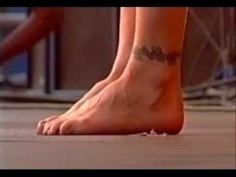 THELMA: Love feet pics