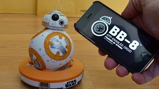 sphero star wars the force awakens bb 8 app enabled droid review