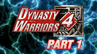 Let's Perfect Dynasty Warriors 4 Part 1: Shu Part 1
