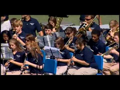 Battle Creek Academy Band (Toronto 2008)