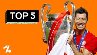 5 reasons why Bayern WILL WIN the Champions League again!