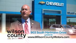 Why do people from over 40 States By a Chevy Buick GMC from Wilson County Motors? Watch Video