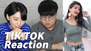 Most Beautiful Girls on Tik-Tok | cutest girl in India | Reaction | Tik Tok India |