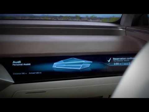 New 2015 Audi Prologue Interior - Part 2