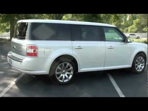 FOR SALE 2009 FORD FLEX LIMITED!! 1 OWNER!! STK# P6190 www.lcford.com
