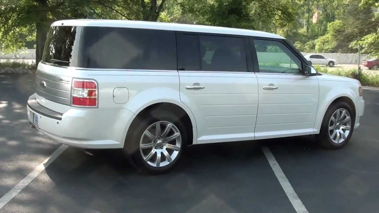 For Sale  Ford Flex Limited  Owner Stk P Www Lcford Com Youtube