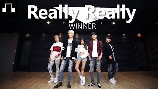 Winner(위너) - Really Really / dsomeb Choreography & Dance