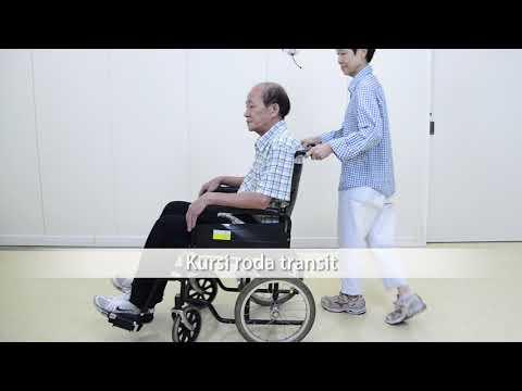 Pengantar tentang Berbagai Jenis Kursi Roda